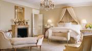 Klasik Tarz Dekore Edilmiş Yatak Odaları
