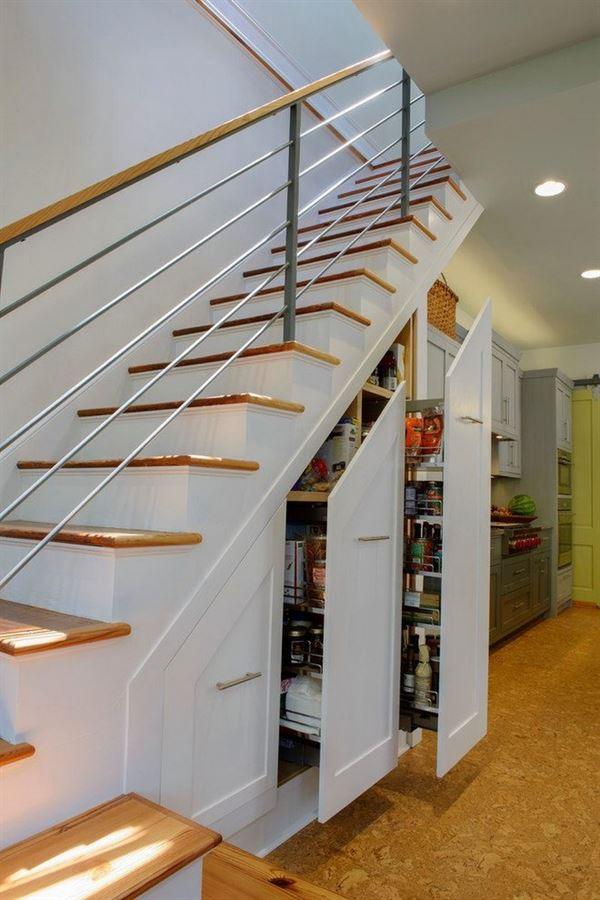 merdiven altı büyük çekmece