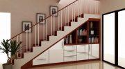 Merdiven Altı Dolap Ve Saklama Alanları