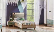 Alfemo mobilya 2020 genç odası modelleri