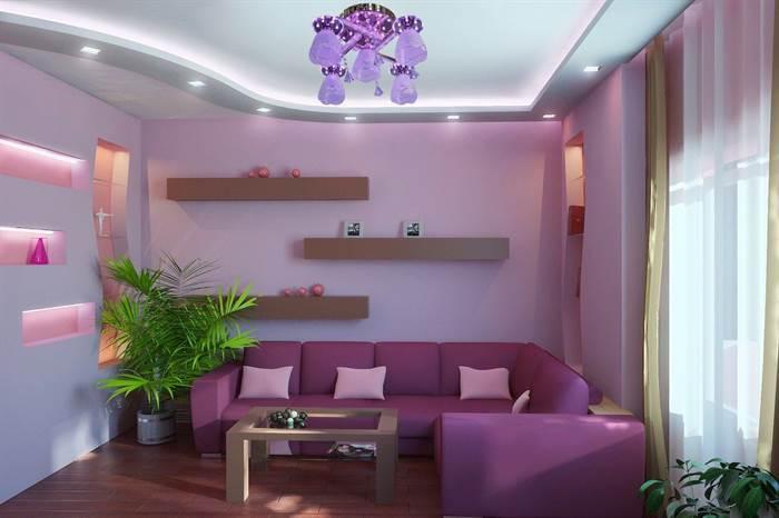 lila renkli koltuk modeli