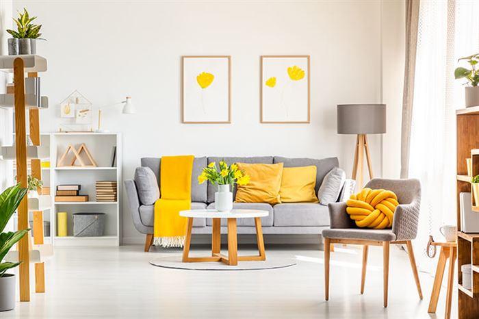 Şık Oturma Odası Dekorasyonu İçin Yeni Tasarım İpuçları 1