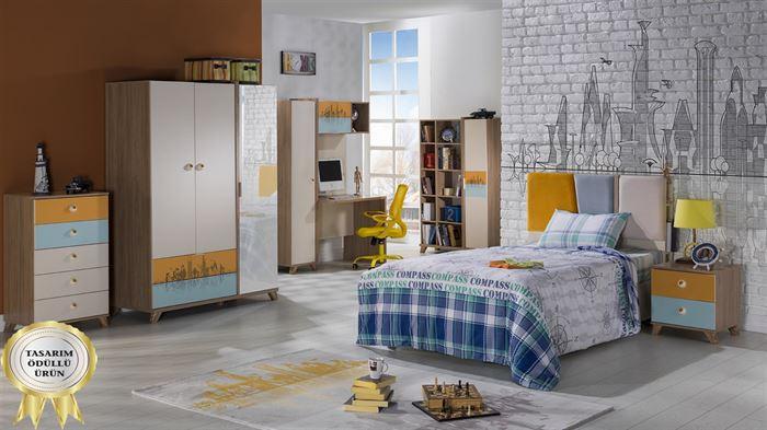 Bellona Mobilya 2020 2021 Genç Odası