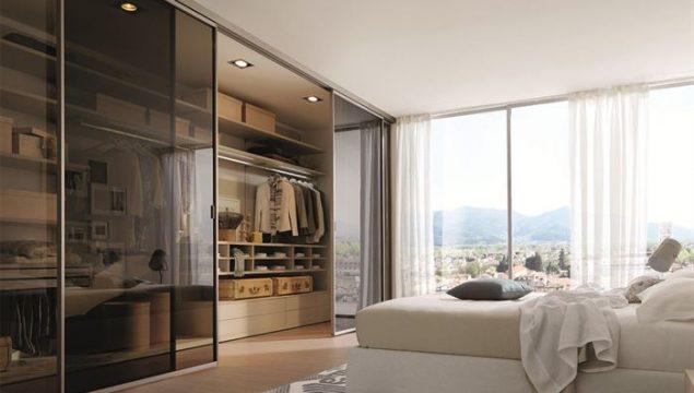 Yatak Odası İçin Kullanışlı Gardırop Modelleri