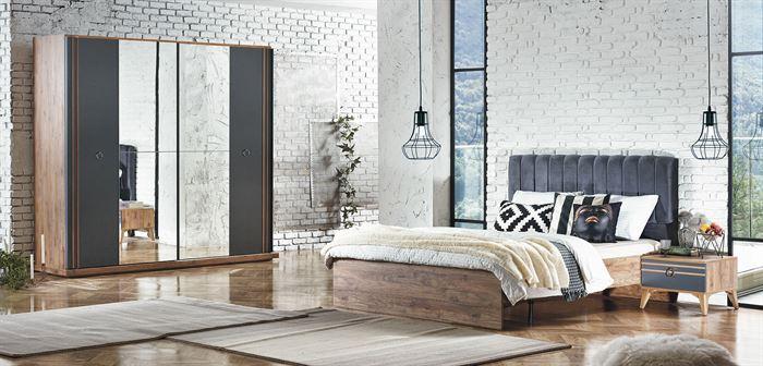 Kilim Mobilya Kaşmir Yatak Odası