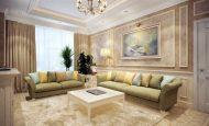 Oturma Odası Duvar Dekorasyon Fikirleri