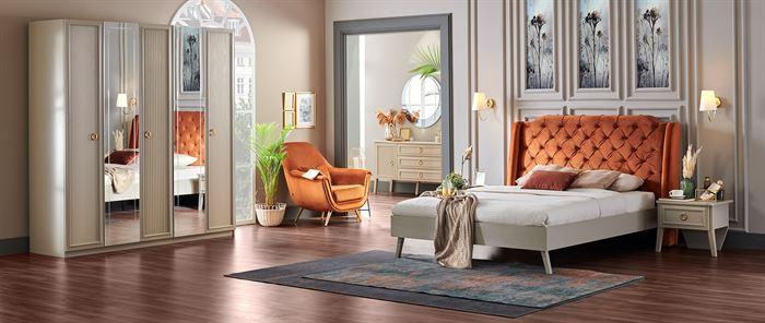 Alfemo Mobilya 2020 Yatak Odası Takımları 1