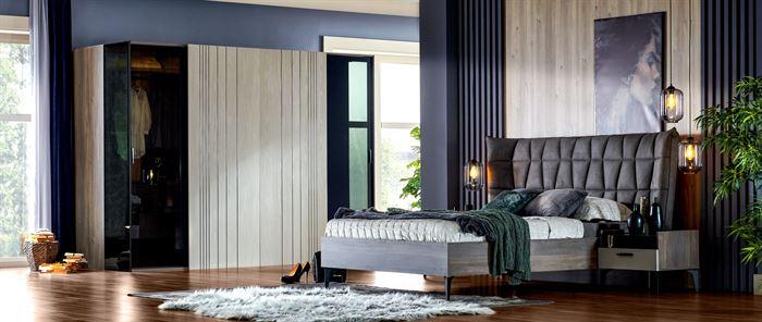 Alfemo Mobilya 2020 Yatak Odası Takımları 3