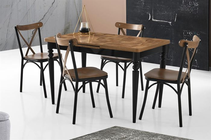 Weltew Furniture Kitchen Table Chair