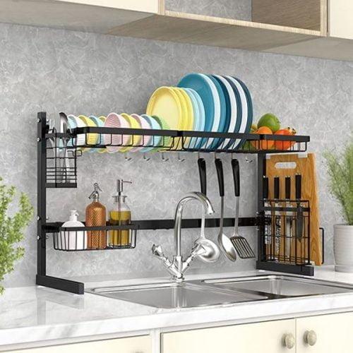 mutfak duvar raf modelleri