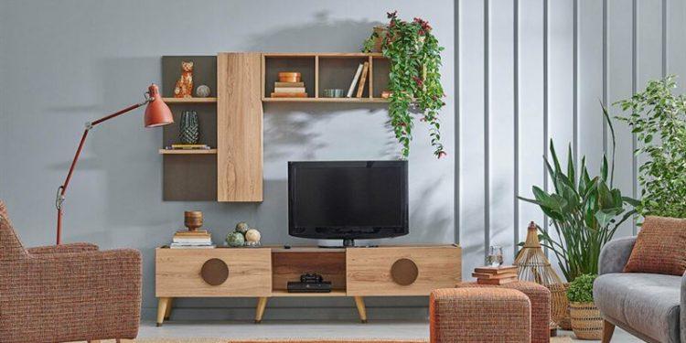 çetmen mobilya tv ünite modelleri