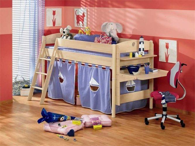 çocuk odası dekorasyon fikirleri