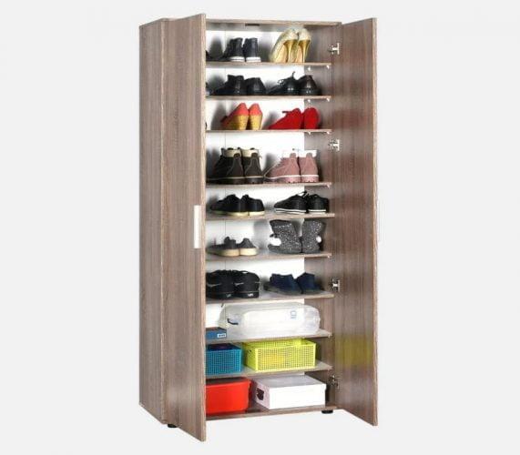 Portatif Ayakkabılık Modelleri