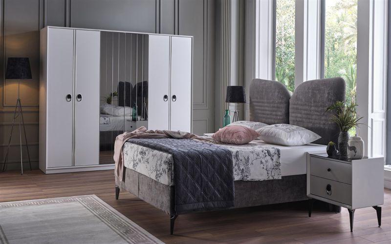 Alvina Yatak Odası