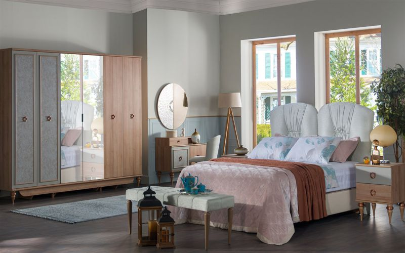 Toscana Yatak Odası