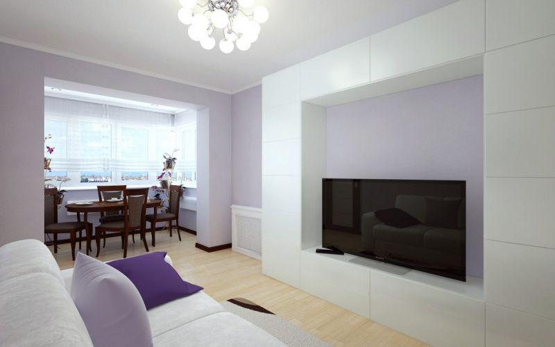 Balkonla Oturma Odasını Birleştirme