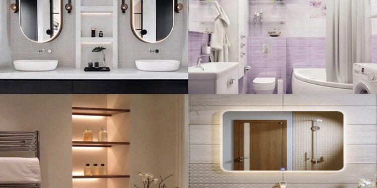 banyo aydınlatma fikirleri