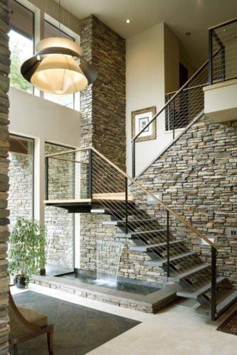 daire iç merdiven tasarımları