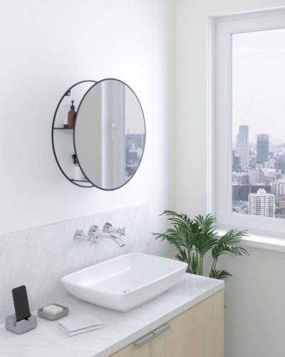 Banyo Yeni Tasarım Ayna Modelleri