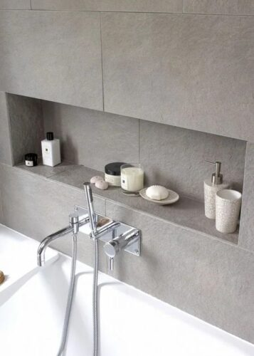 Banyoda Duvar Niş Modelleri