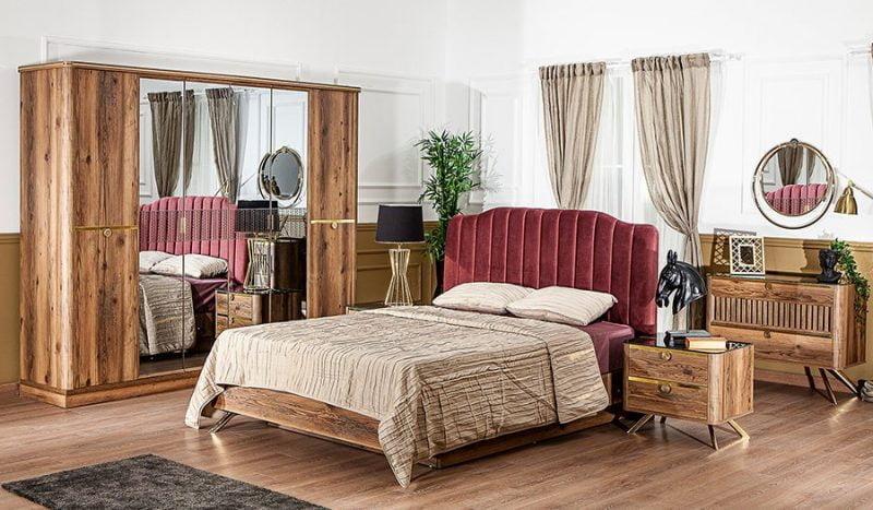 modalife demre yatak odası takımı