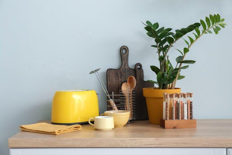 Mutfak Tezgahları Nasıl Süslenir